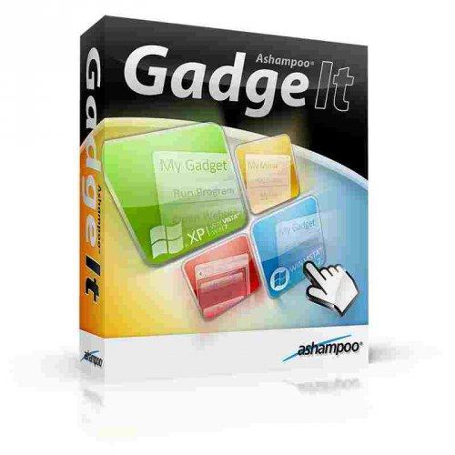 Ashampoo ®  Gadge It [Vollversion] Gratis