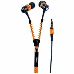 takeMS Acousticals ZIP Orange In-Ear-Kopfhörer für 8,90€ @Redcoon