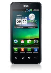 P990 Optimus Speed black + Vodafone SuperFlat Internet Wochenende Aktion