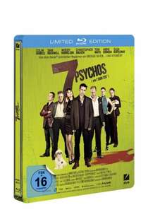 7 Psychos Steelbook Edition (Blu-Ray) für 9,99 € @amazon.de