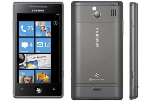 Samsung Omnia 7 i8700 mit 16GB für 253,50Euro
