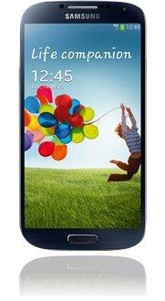 BASE: Samsung GALAXY S4 schwarz/weiss (ohne Branding) für 449€