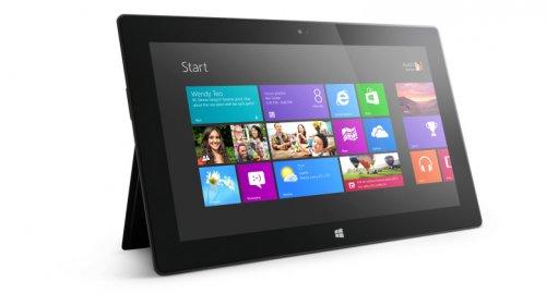 [Lokal - Saturn Erlangen] Microsoft Surface RT 32 GB (ohne Touch Tastatur) für 249,- Euro