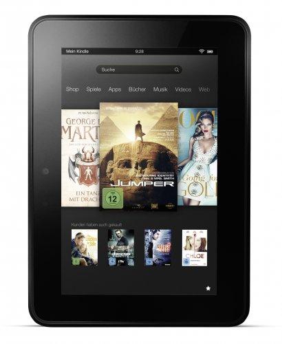 [Lokal Karlsruhe] Heute bei Mediamarkt im Ettlinger Tor gesehen: Kindle Fire HD 16 GB für 150€ statt 199€