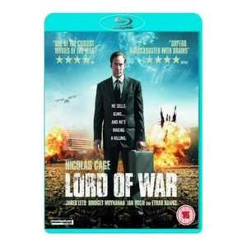 Lord Of War  - Blu Ray (UK)- 6,49 Euro inkl. Versand