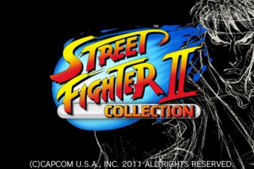 Street Fighter II Collection für 0,89 € @ ITunes