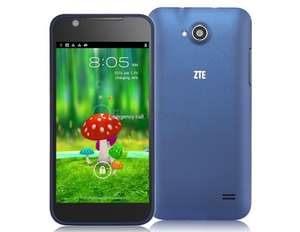 ZTE V956 95.13€ zzgl. Versand – Günstiges 4.5 Zoll Android 4.1 Quad-Core Smartphone