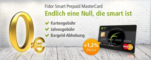 Kostenlose Prepaid Mastercard aus Deutschland