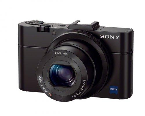 Sony Cyber-shot DSC-RX100II in schwarz für nur 548,42 EUR inkl. Versand