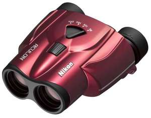Nikon Aculon T11 8-24x25 in rot für nur 76,10 EUR inkl. Versand