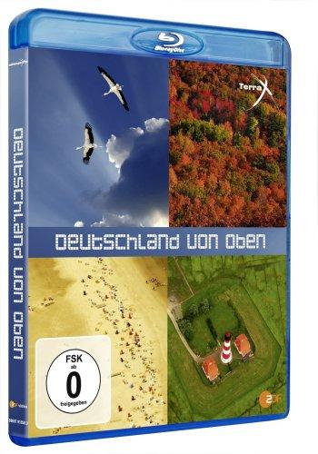 Deutschland von oben 1 & 2 (Blu-ray) ohne VSK für 8,88 € (Bestpreis) @ Amazon.de