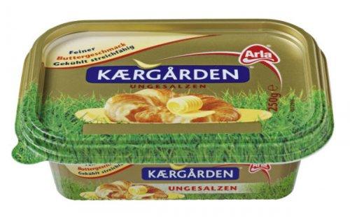 [Real bundesweit] 3xArla Kaergarden 250g für je 1,29 + Kaergarden pikant gratis