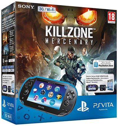 Playstation Vita + Killzone + 8 GB Speicherkarte 169€ @redcoon