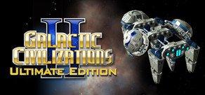 Galactic Civilizations II: Ultimate Edition für 4,74€ @ Steam