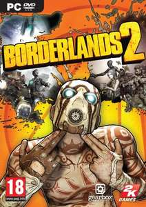 Borderlands 2 für etwa 11€ (Amazon.com)