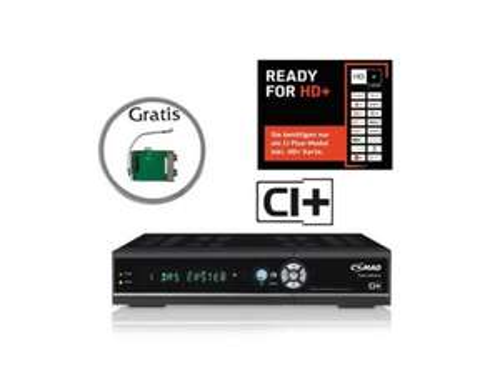 COMAG TWIN HD/CI+ HD-Twin-Tuner Sat Receiver