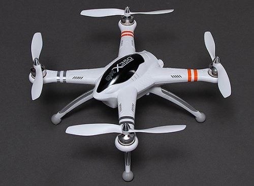 Quadrocopter Walkera QR X350 Ready to Fly mit GPS und Kompass