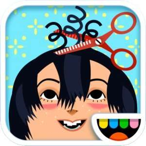 [Amazon App Shop] Gratis App des Tages Toca Hair Salon 2