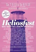 Köln: gratis Konzerte u.a Kasalla, Tom Beck & Cat Ballou beim Heliosfest in Köln 7 +8. September