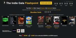 [Steam]IndieGala Flashpoint Bundle HAPPY HOUR! ONLINE!:  Killing Floor+13 DLC's Red Orchestra 2: Heroes of Stalingrad - GOTY uvm