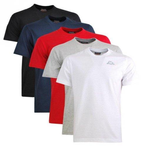 "Kappa T-Shirt 2er Pack ""Muscle Small Logo"" 700970 M, L, XL, 2XL, 3XL, 15,90 Euro @ ebay"