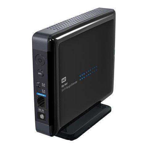 WD My Net Wi-Fi Range Extender erneut für 29,87€ inkl. Versandkosten statt 81.98€