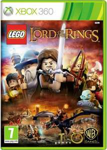 (UK) LEGO Lord of the Rings [Xbox360] für 18.80€ @ Amazon