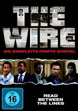 The Wire - Die komplette fünfte Staffel DVD für 9,90€ @ MediaMarkt.de und deutschlandweit