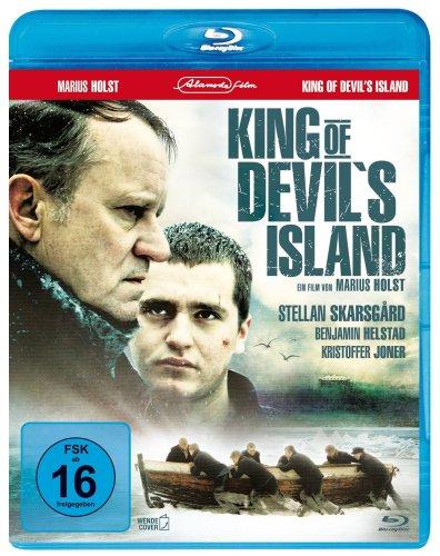 King of Devil's Island  [Blu-ray] für 6,99 € @ Amazon.de