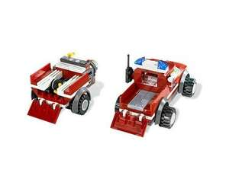 LEGO City 7942 Feuerwehr Pick-up für 9,99€ @ MP OHA