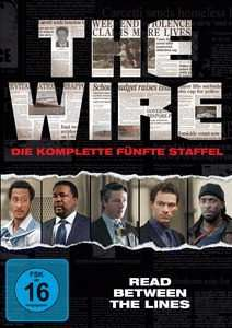 The Wire Staffel 5 - 9,90€ - Media Markt