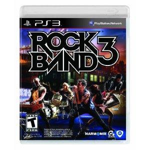 Rock Band 3 [PS3] für 11,43€ @ the Hut