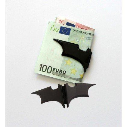 Batman Batarang Geldklammer für 4,99€ + 4,99€ VSK @Flavs
