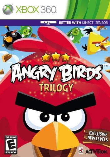 [Xbox360 ohne Gold] Angry Birds Trilogy kostenlos mit russischem Account