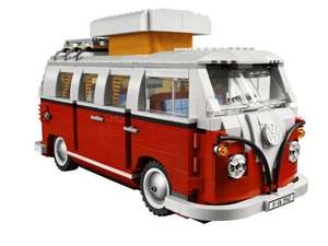 10220 LEGO Creator - Volkswagen T1 Camper Van Amazon.it