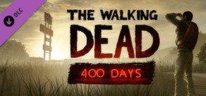 The Walking Dead Episode 1-5 für 6,24€ und 400 Days-DLC für 2,49€  @ Steam