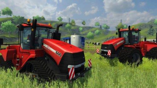 Farming Simulator oder Landwirtschaftssimulator 2013