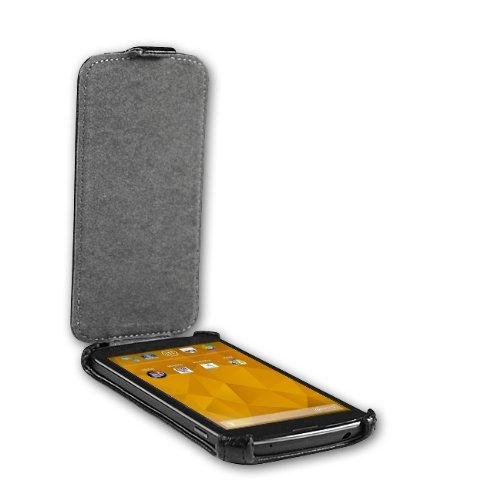 [amazon.de Prime] Nexus 4 Kunstleder Flip Case mit Standfunktion für 6,99€