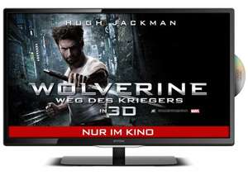 """Amazon TV-DEAL-Wochen - Dyon TAV 28 Basic Edition - 27,5"""" (70cm) - LED-Backlight-Fernseher, EEK A (HD-Ready, DVB-C/T, CI+, Hotelmodus, DVD Player) schwarz"""
