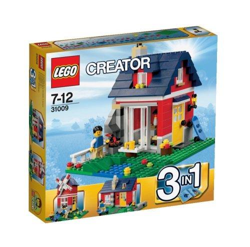 (UK) Lego Creator - 3 in 1 Landhaus (31009)  für ca. 19.33€ @ Amazon