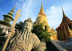 Flüge: Bangkok ab Zürich 486,- € hin und zurück (September - November)
