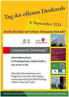 [Regensburg] Tag des offenen Denkmals 2013