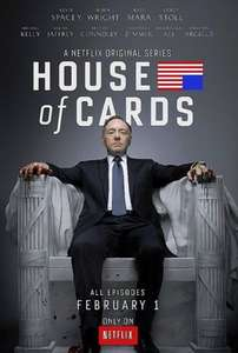1. Staffel House of Cards (DVD) für ca. 19,20 Euro @amazon.co.uk