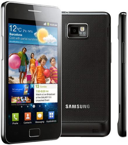 Samsung Galaxy S2 i9100 16GB mit Base Flatrate für 499€ 519€