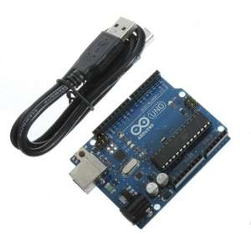 Arduino Uno R3 - Nachbau  (Banggood)