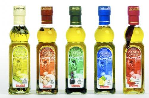 12er Pack spanisches Olivenöl 250ml in verschiedenen Sorten (=3L)