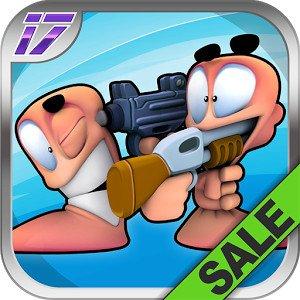 Android™ Worms 2: Armageddon [0,79€ statt 3,99€]