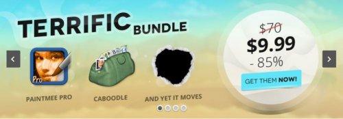 (MAC) Das neue Get Terrific Bundle von Appy Fridays mit 3 Apps für 7,58€