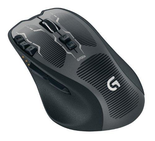 Logitech G700s Gaming Lasermaus schnurlos für 79€ inkl. Versand (Idealo: 97€) - Ersparnis: 18€