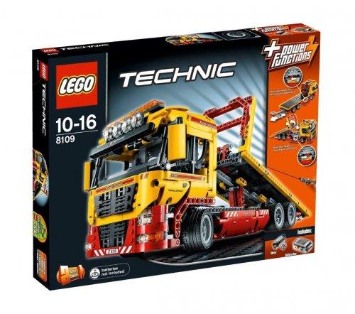 LEGO Technic 8109 - Tieflader für 78,28€ @Amazon